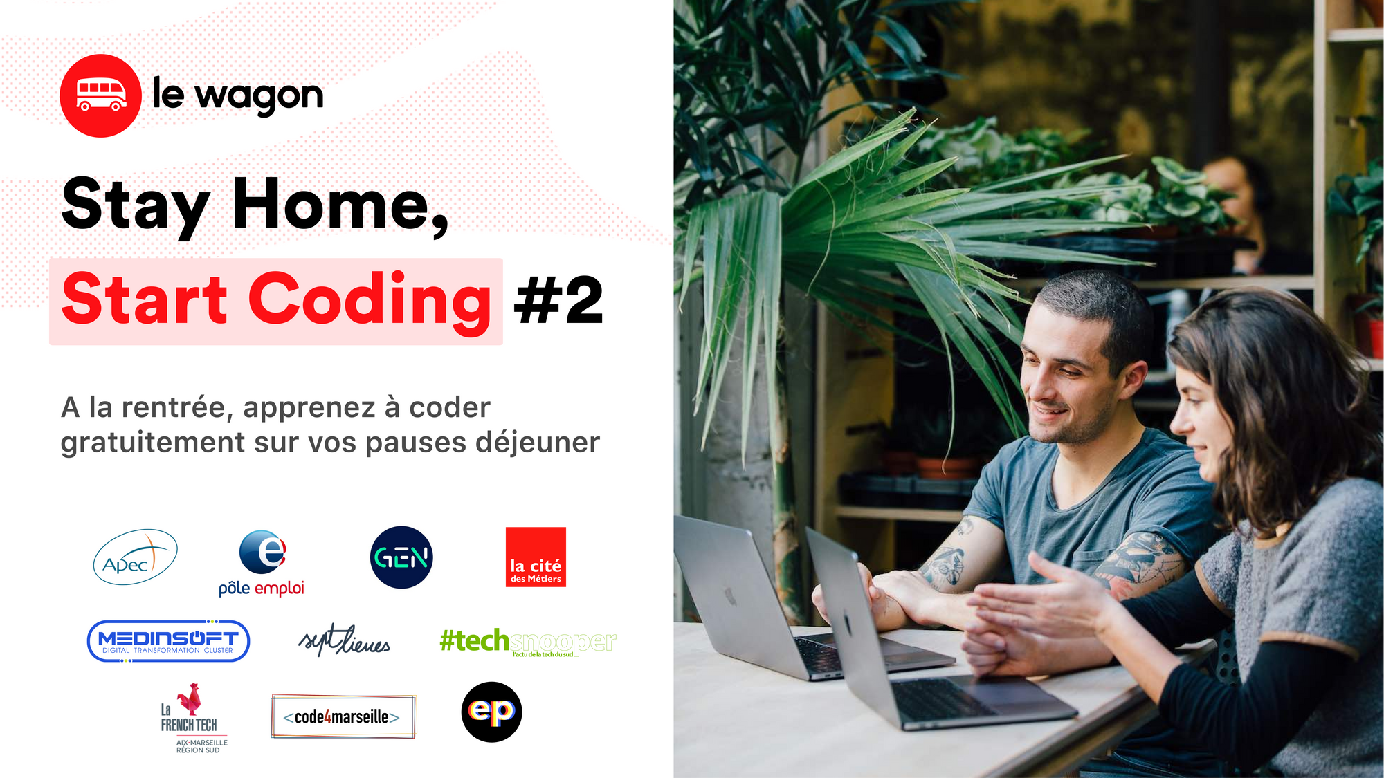 Stay Home Start Coding